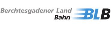 Logo der Berchtesgadener Land Bahn