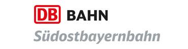 Logo Deutsche Bahn Suedostbayernbahn