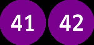 Linie 41,42
