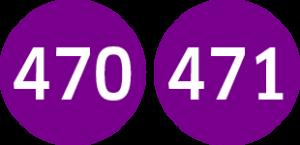 Linie 470,471