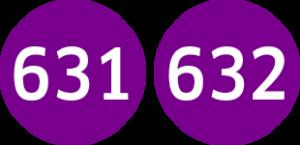 Linie 631,632