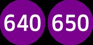 Linie 640,650