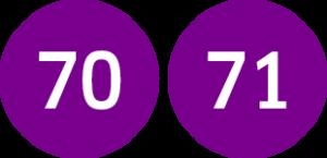 Linie 70,71