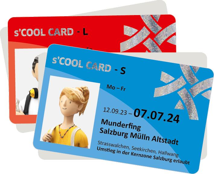 Bild S'COOL-CARD Rohlinge